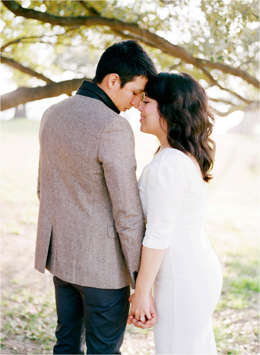 White Rock Lake Dallas Texas Engagement Photography