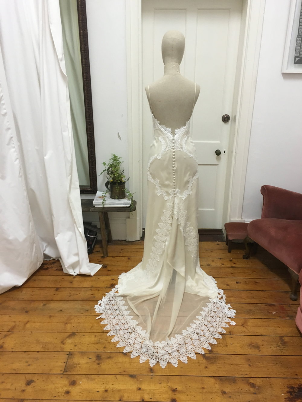 The Justine gown