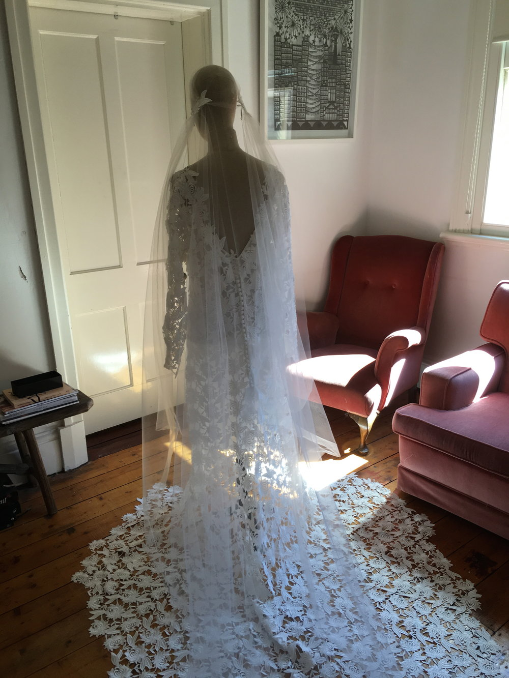 The Zoe gown