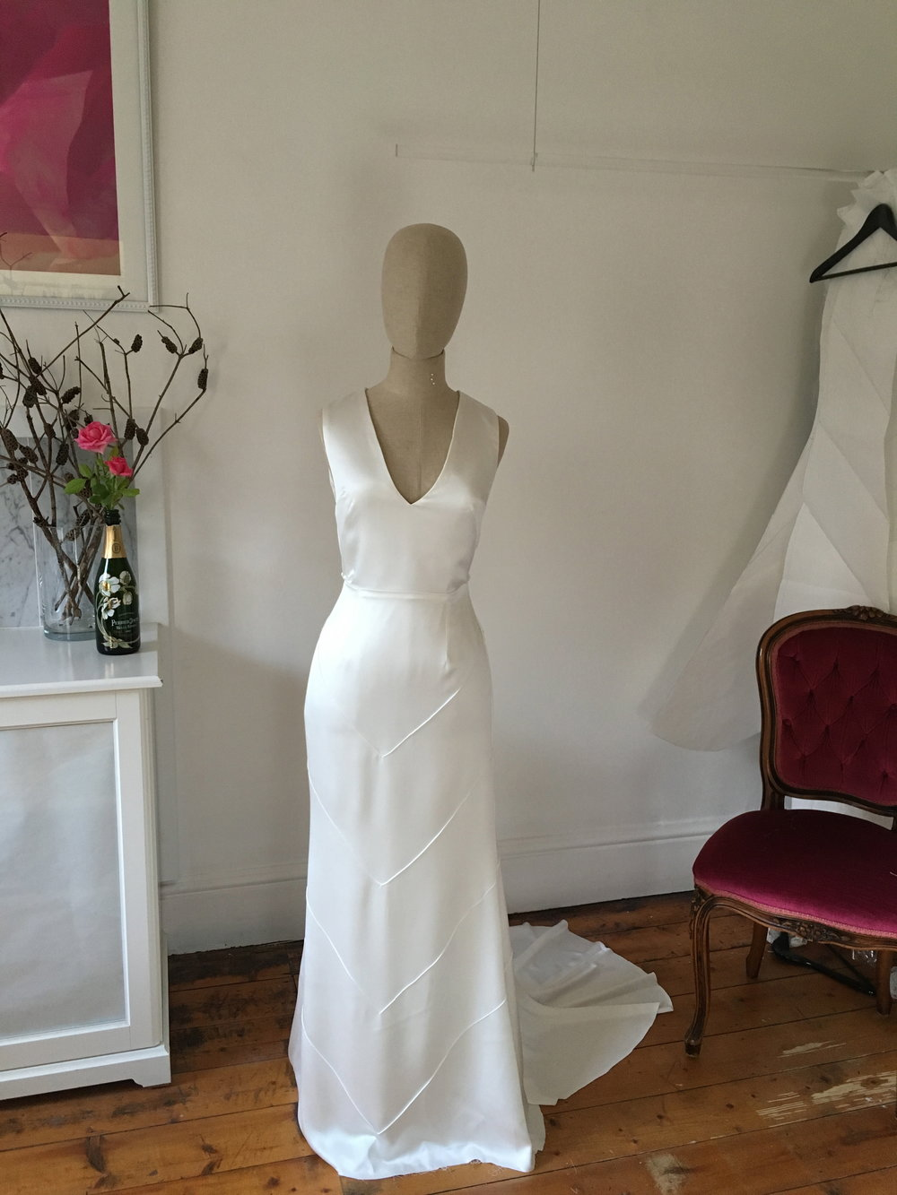 The Lucy gown