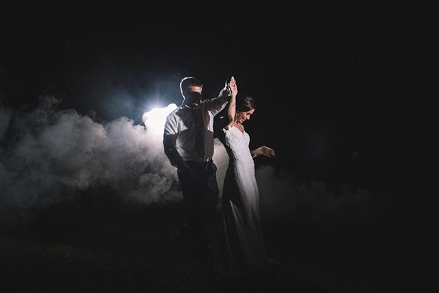 If I could name one unique thing I saw and learned this past summer, it would be from Lynsey and Jon's videographer, @dbarrettstudios, in showing us how to dance at night with smoke bombs for epic night time portraits!  Venue: @whiteoakchateau  Dress: @moderndress @pronovias  Videographer: @dbarrettstudios  Second shooter: @_ivychristina . . . #gracevphoto #iawedding #iowawedding #iowabride #iabride #midwestbride #iaweddingphotographer #mnweddingphotographer #mnphotographer #weddingphotographer #happy #yay #joy #wedding #bride #couples #allthefeels #inspired #married #theknot #tiedtheknot #wedded #light #airy #vsco #smokebombs #thechateau #whiteoakchateau