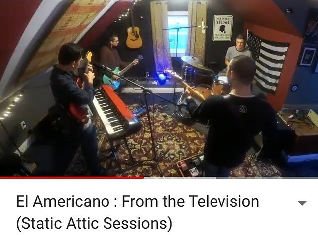 Hey we're here with a couple things. First you can now watch the full video of our @inthecloudsnj Static Attic session (link in bio (#linkinbio) and Dan is the man go check it out)) and also on Sunday the 11th we will be playing an absolute banger in New Brunswick with @in_angles @tpytpytpytpytpytpytpytpytpytpy and @champagnecoloredcars. We don't have many shows lined up and would love to see you there.  Head to our Facebook for event page & more info or slide thru our DMs 📲📲📲