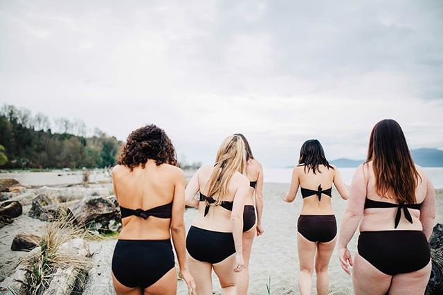 New Blog Post!! ⚡️Ethical Swimwear: the Search is Over! ⚡️ Summer got all up in this place real quick, and to celebrate we've created a list of swimwear brands that care about people and the planet! 🌎☀️🙌🏼 The post also indicates which brands have inclusive sizing and/or custom make their swimwear to fit any body. 👙💕Find the link in our bio or head to mynewneighbour.ca! . . 📷 courtesy of @nettlestale taken by @danaealiphotography
