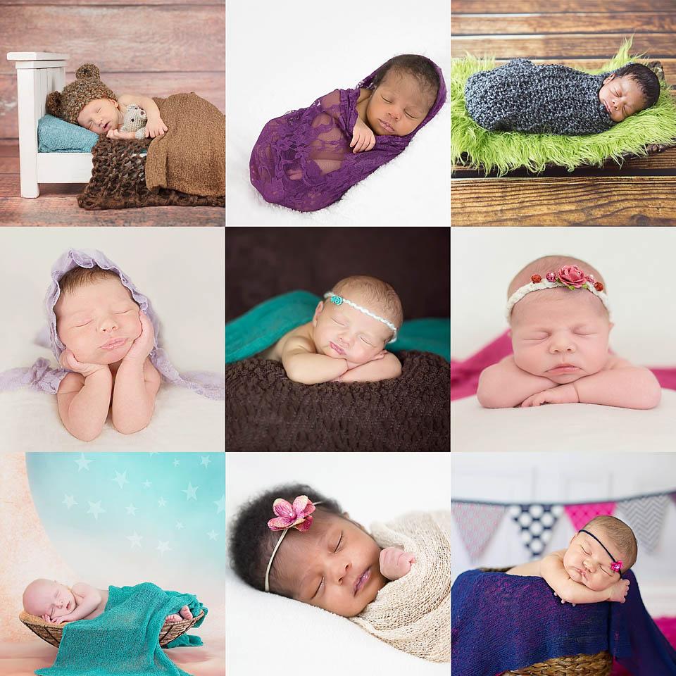 Newborn Portraits CLP