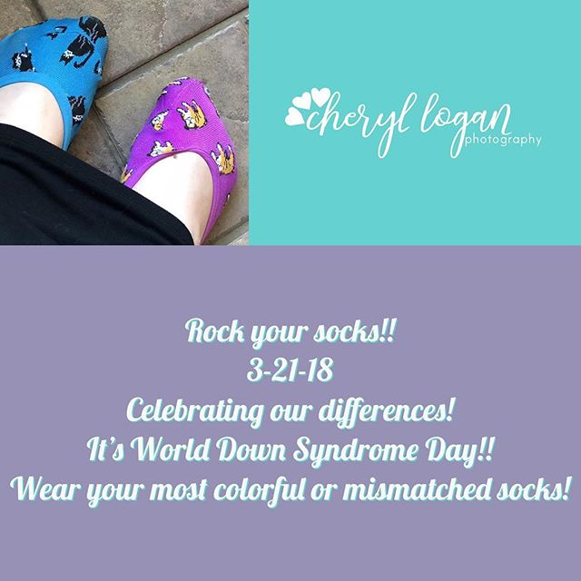 #rockyoursocks #worlddownsyndromeday
