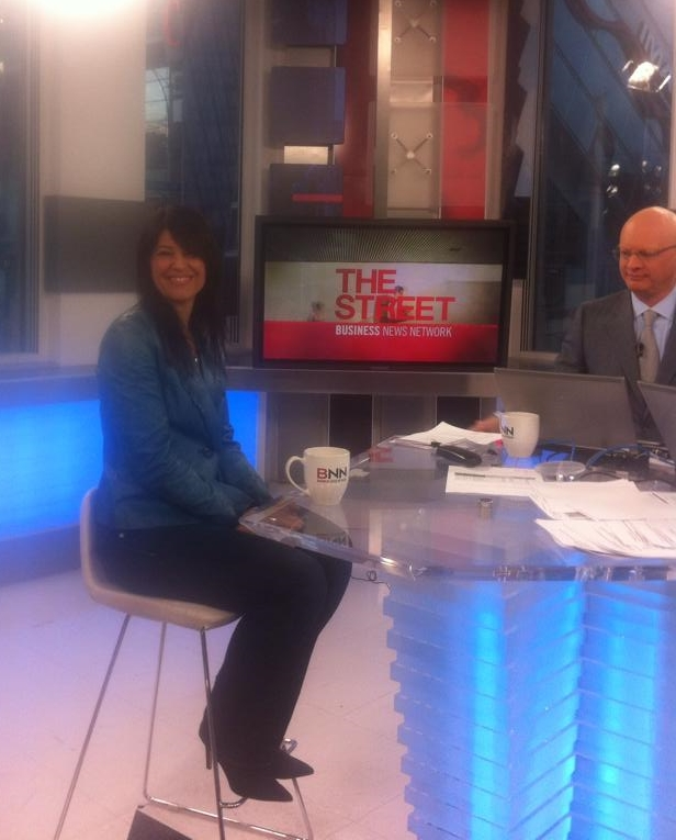 Angela's interview on the Business News Network in Torontointerview on the Business Network