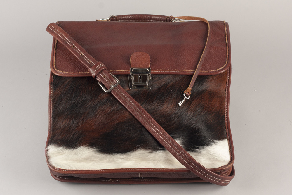 Aspen Laptop Case - Brown