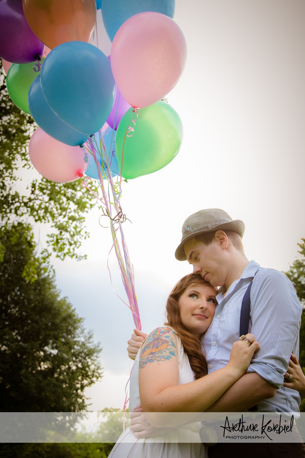 Arthur Korbiel Photography - London Engagement Photographer - Erin &Cameron-020.jpg