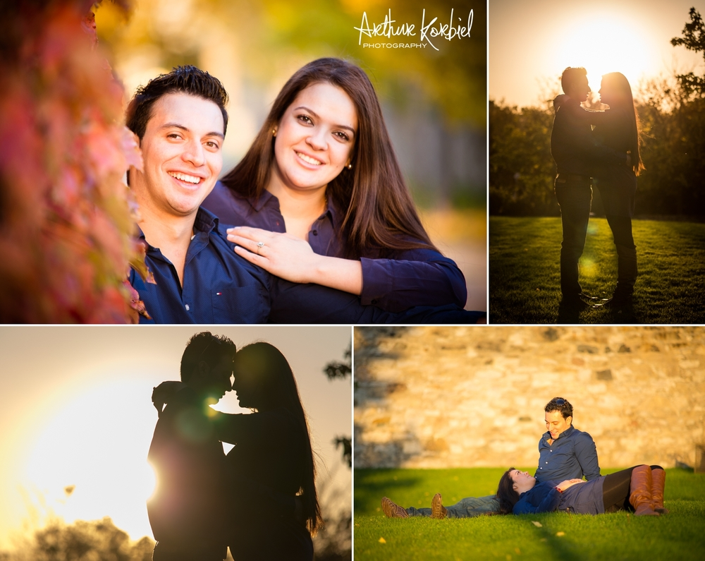 Arthur Korbiel Photography - London Engagement Photographer - Downtown London - Maria & Jose_004.jpg