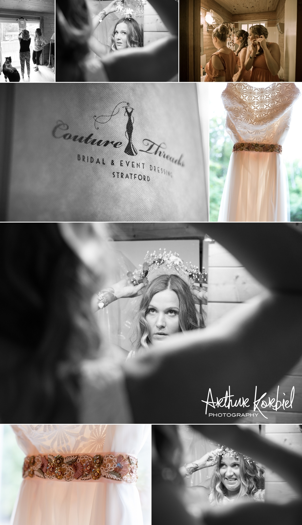 Arthur Korbiel Photography - London Engagement Photographer - Sauble Beach Barn Wedding - Samantha & Dan_004.jpg