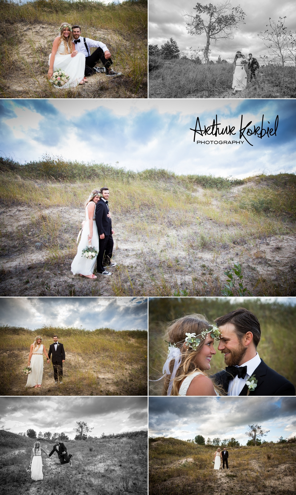 Arthur Korbiel Photography - London Engagement Photographer - Sauble Beach Barn Wedding - Samantha & Dan_010.jpg
