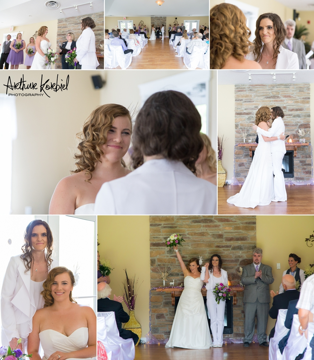 Same-Sex Wedding - Kettle Creek Golf Club - Port Stanley Beach - Arthur Korbiel Photography - London Wedding Photographer_008.jpg