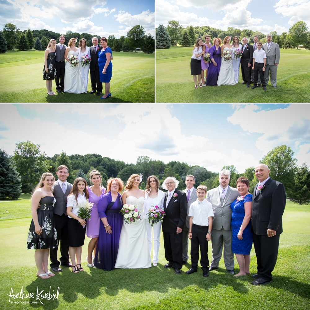 Same-Sex Wedding - Kettle Creek Golf Club - Port Stanley Beach - Arthur Korbiel Photography - London Wedding Photographer_009.jpg