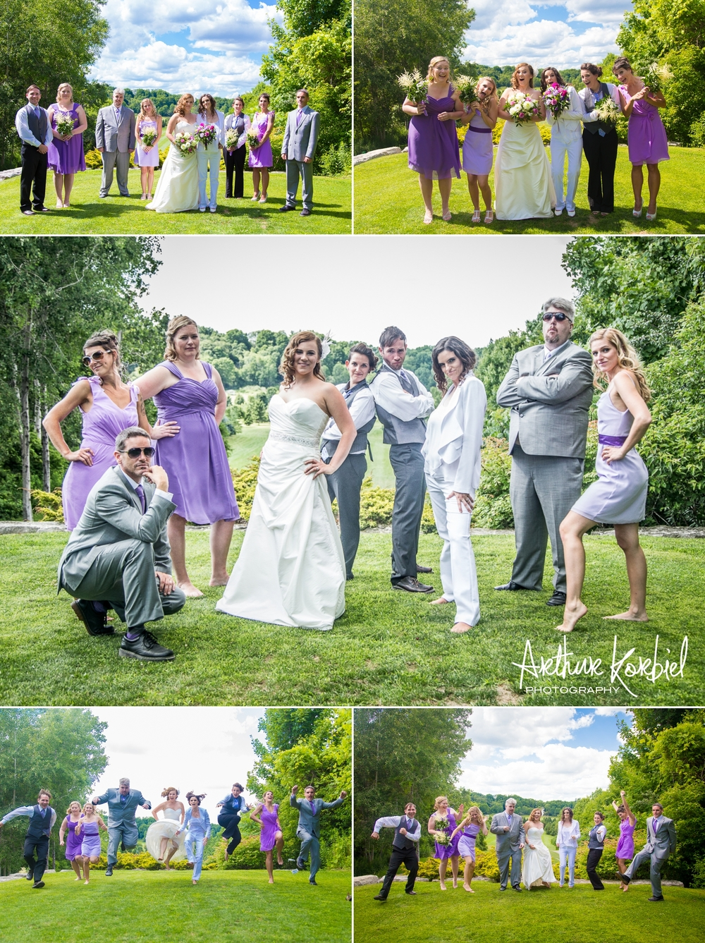Same-Sex Wedding - Kettle Creek Golf Club - Port Stanley Beach - Arthur Korbiel Photography - London Wedding Photographer_011.jpg