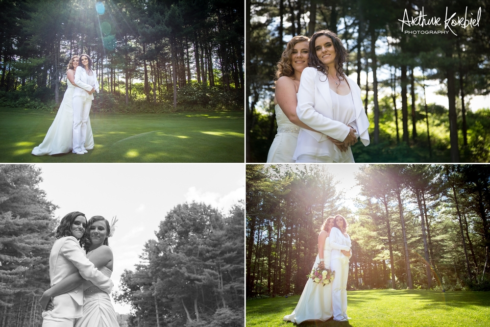 Same-Sex Wedding - Kettle Creek Golf Club - Port Stanley Beach - Arthur Korbiel Photography - London Wedding Photographer_015.jpg