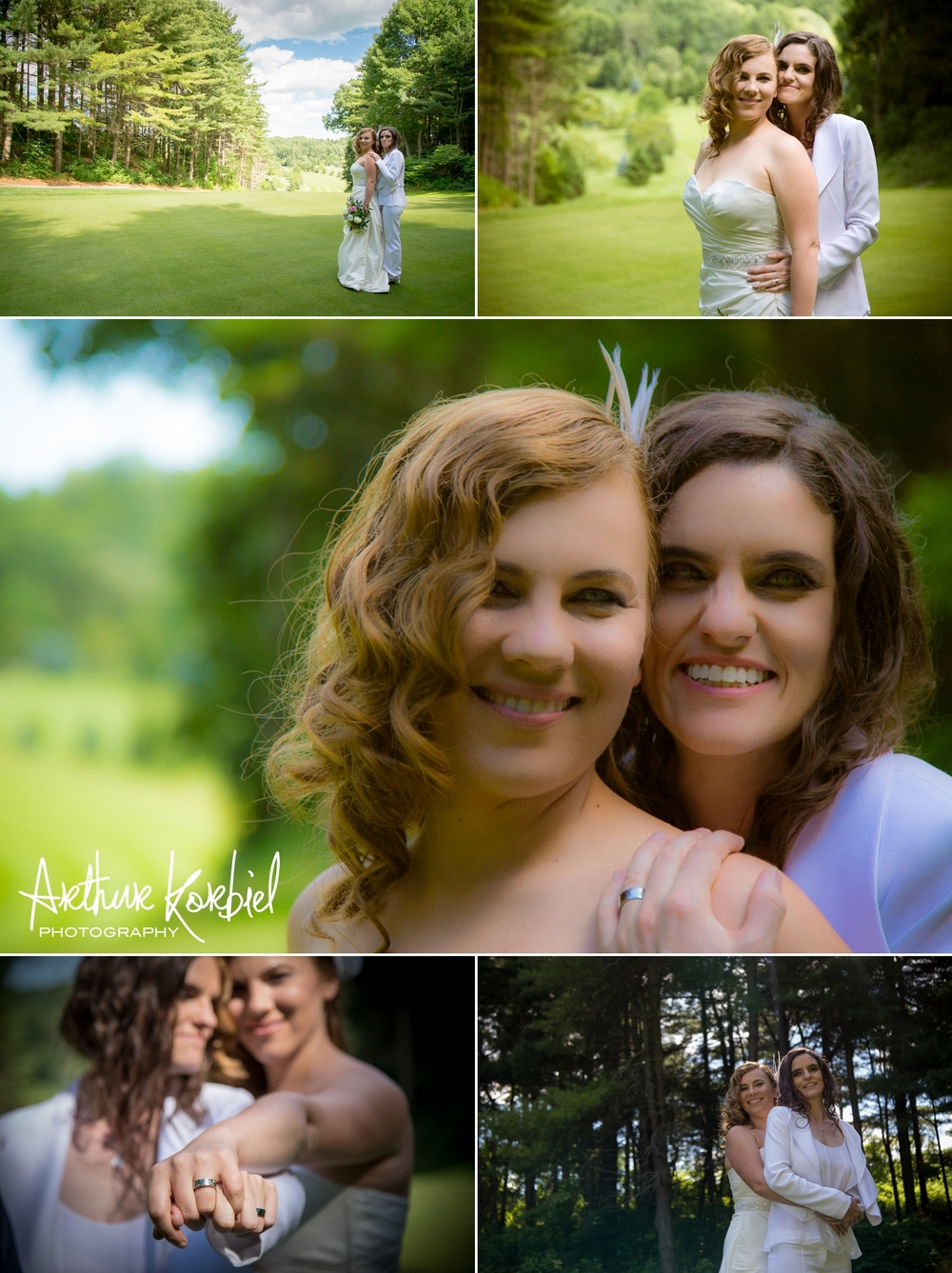 Same-Sex Wedding - Kettle Creek Golf Club - Port Stanley Beach - Arthur Korbiel Photography - London Wedding Photographer_014.jpg