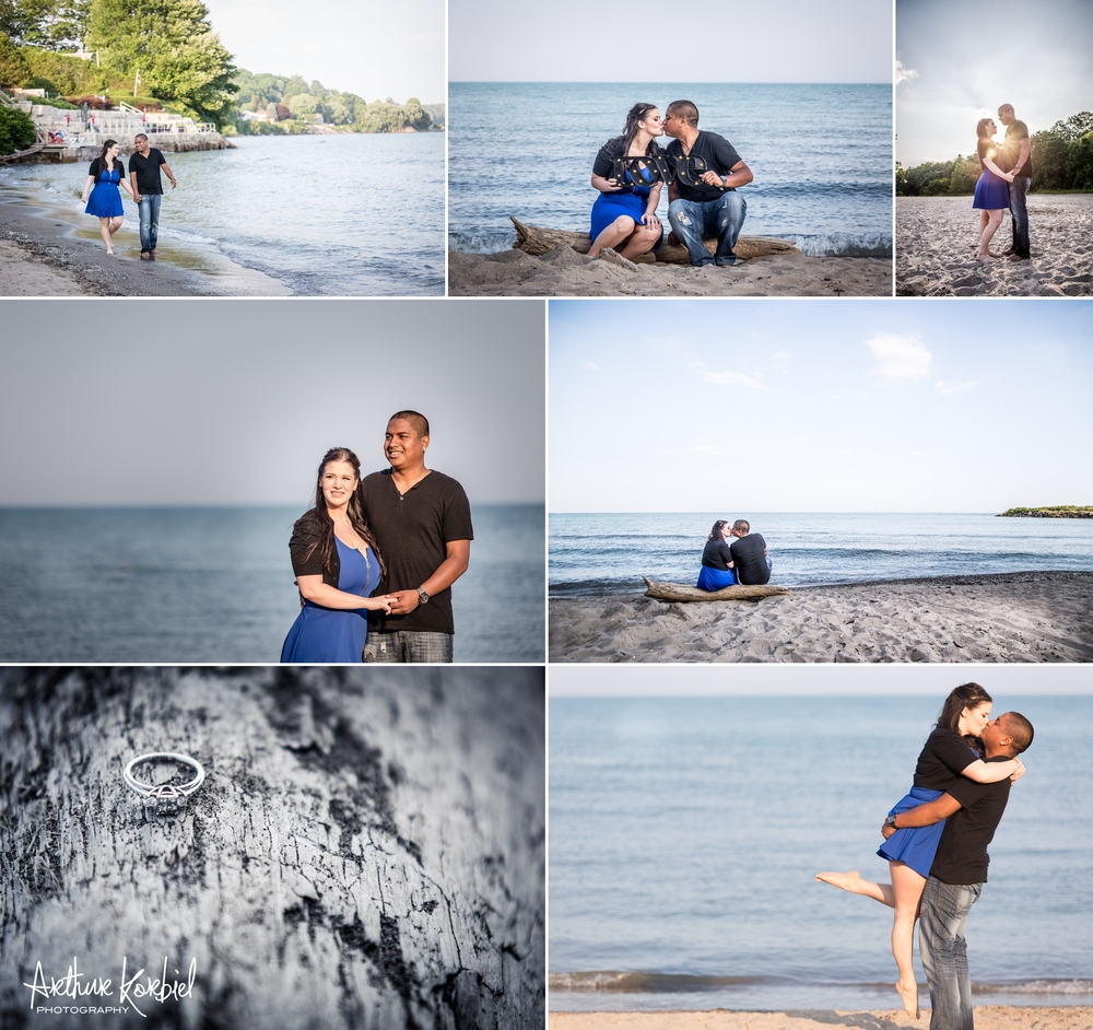 Arthur Korbiel Photography - Blog - Engagement Session - Port Stanley_001.jpg