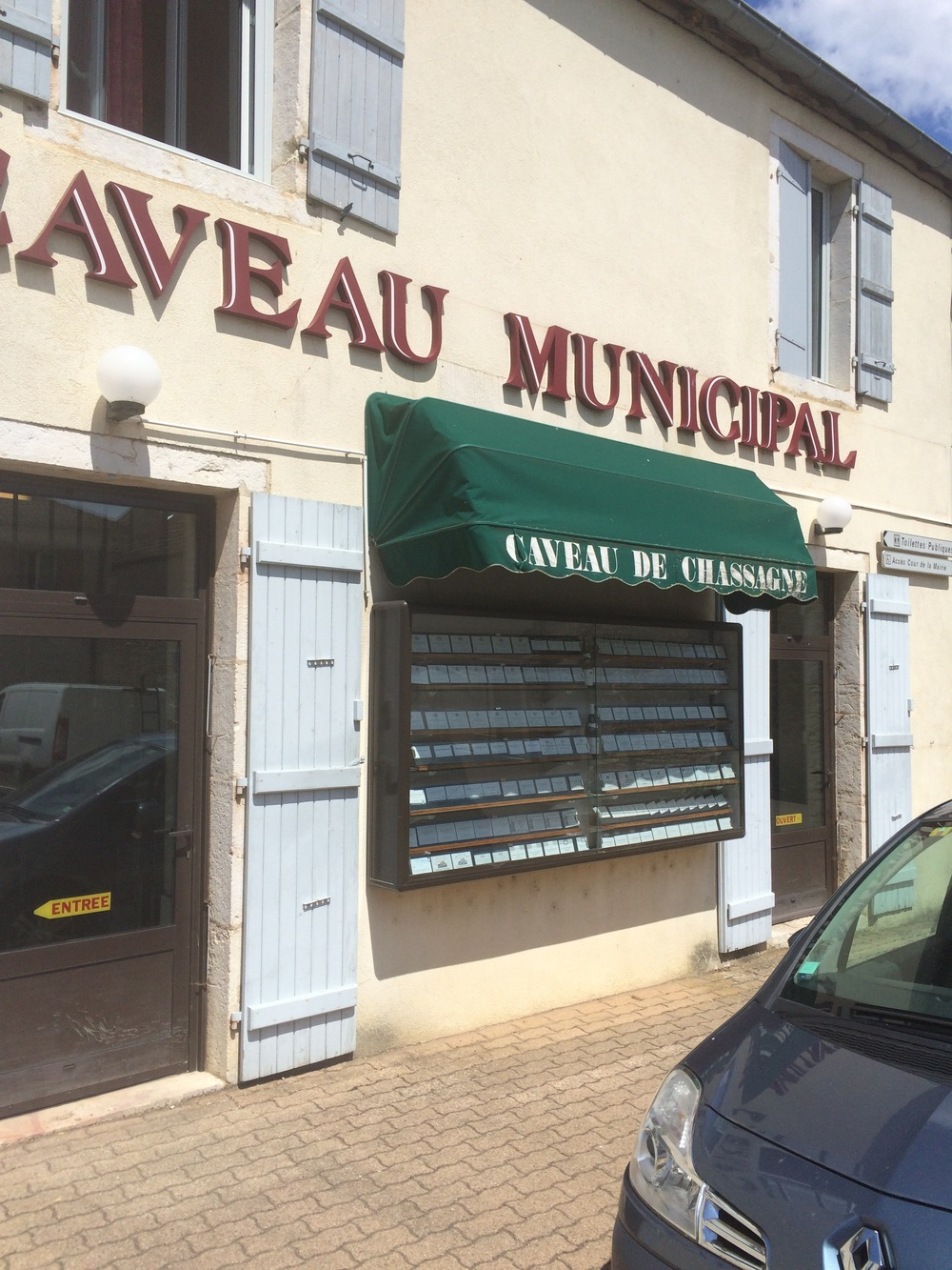 Le Caveau de Chassagne, Chassagne-Montrachet