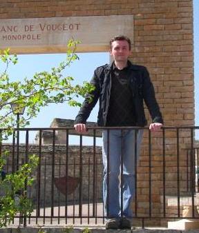 Pierre Vincent Wine Maker