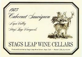 Stags Leap Wine Cellars Cabernet Sauvignon 1973
