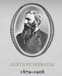 Gustave Niebaum Inglenook Napa Valley