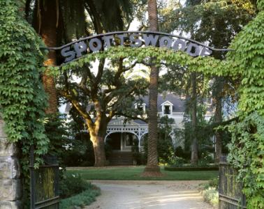 Spottswoode family estate, st. helena, napa valley