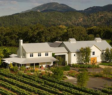 Larmead winery, Calistoga, Napa Valley