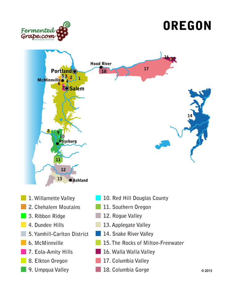 Oregon USA wine map by Fermentedgrape.jpg