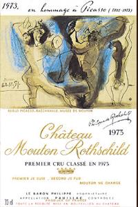 Château Mouton-Rothschild, Pauillac