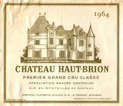 Château Haut-Brion, 1er Cru Classé, Pessac