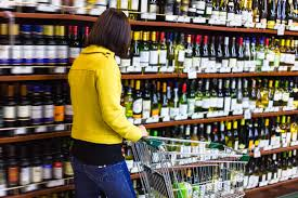 wine shopper