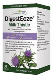 DigestEeze milk thistle