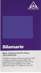 Bio Health Silamarie Milk Thistle Capsules 450mg