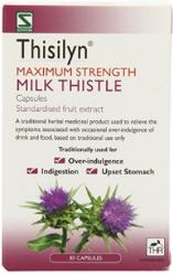 Schwabe Thisilyn Maximum Strength Milk Thistle - Pack of 30 Capsules