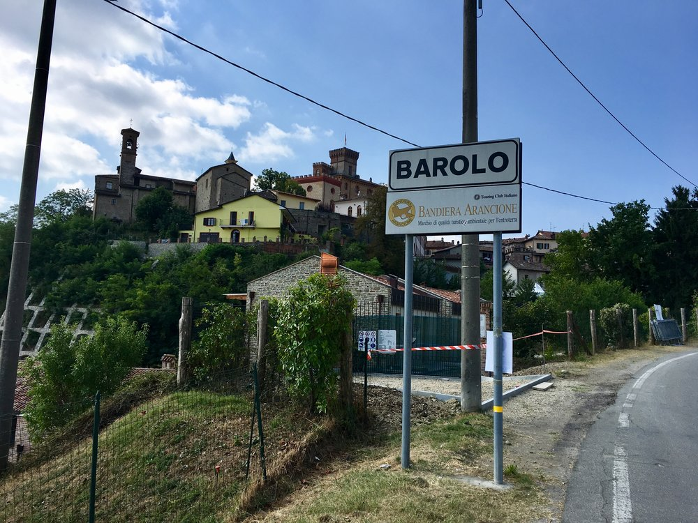 Barolo entrance