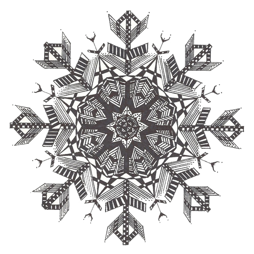 8 - Snowflake