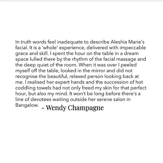 Thank you for these such kind words Wendy. It fills my heart to hear about client experiences like this. I am so grateful to be doing what I love and sharing this with beautiful clients. Thank you 💛🙏