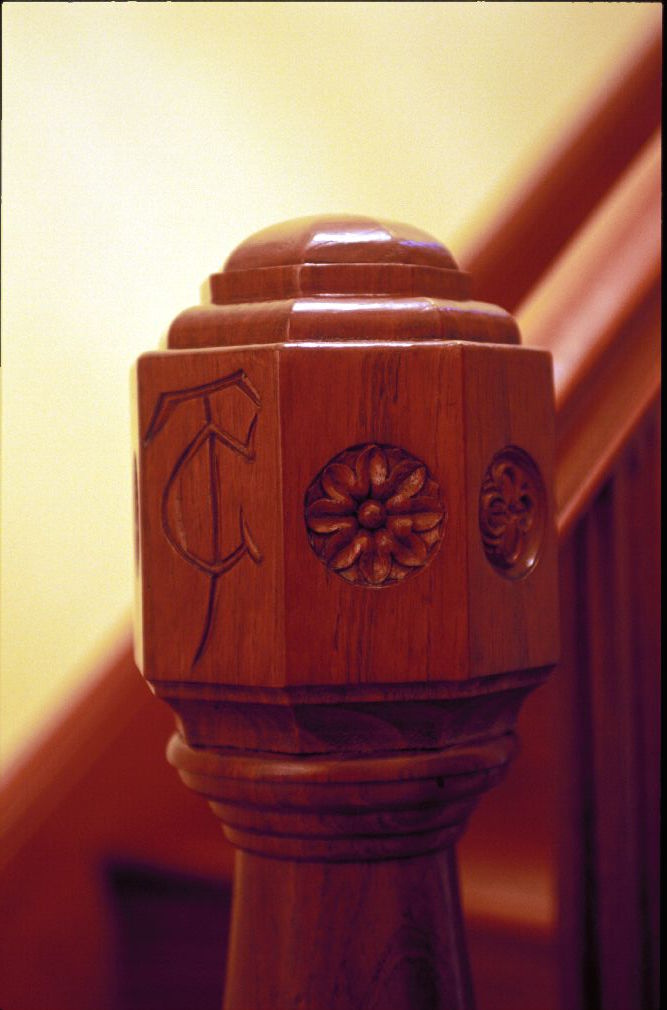 Front Stair Newel Post.jpg