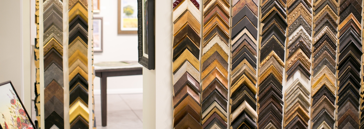 Custom Framing — Prairiebrooke