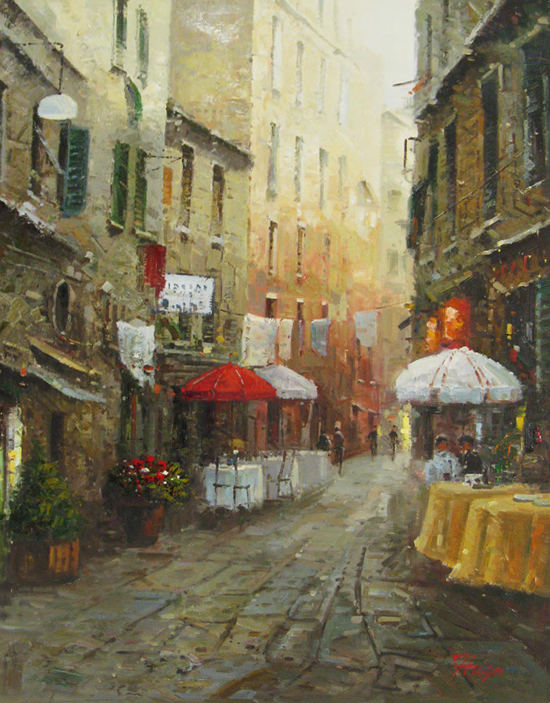 Street Scene (14-23386)