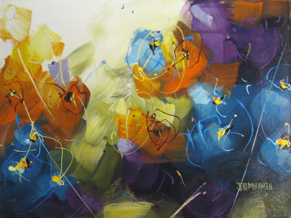 Canvas #48 (11-22573)
