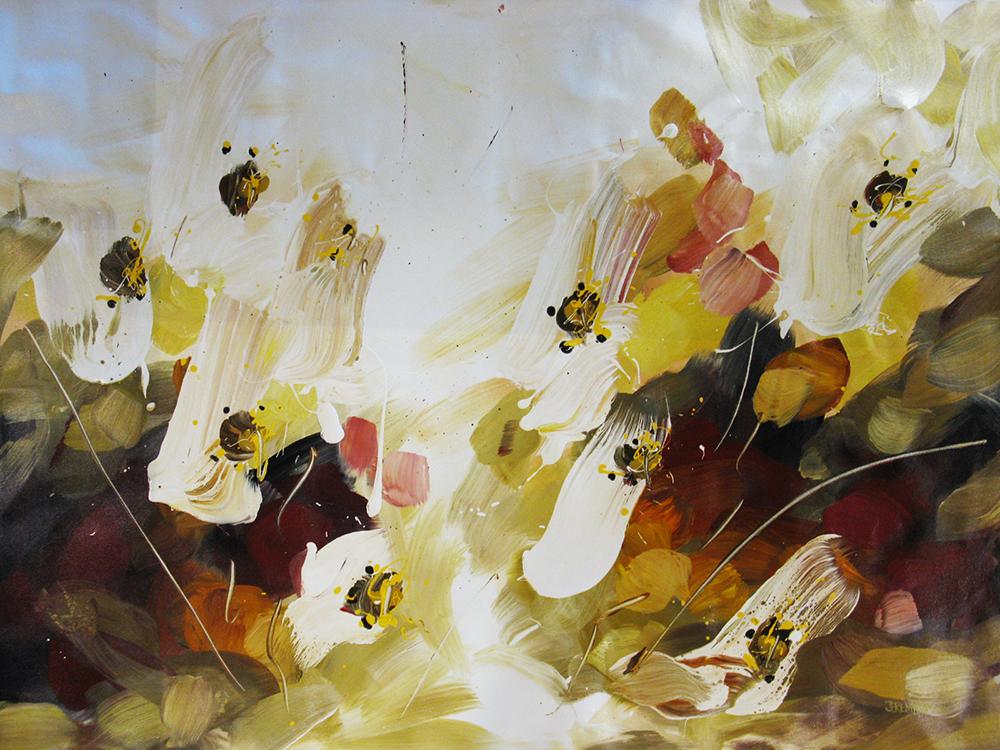 Canvas #40 (13-23267)