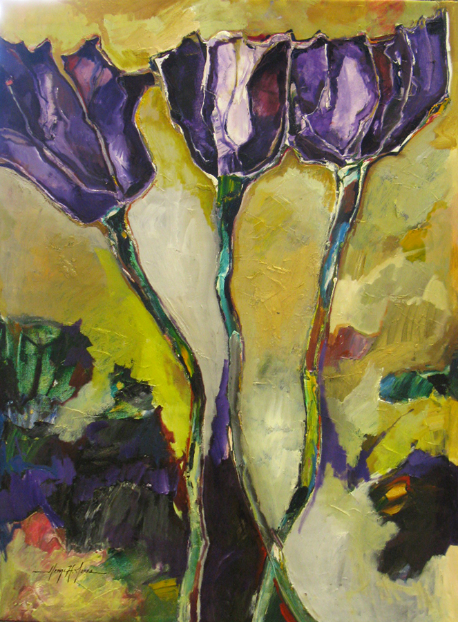 Three Tulips (10-22167)