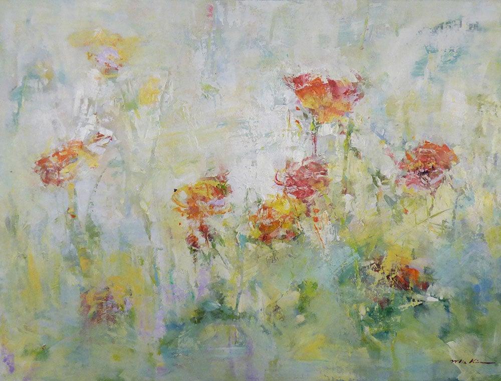 SOLD Floral (16-24072)