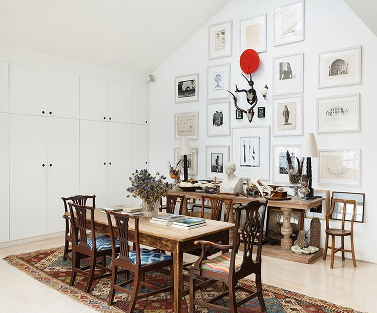 Selecting Art for Tricky Spaces: Rooms with High or Vaulted ...