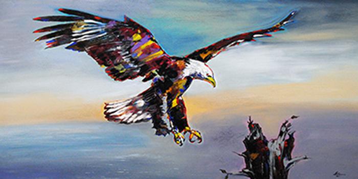 """Eagle"" by Adamo"