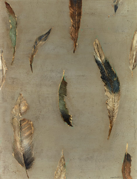 """Feathers"" by Sarah Atkinson"