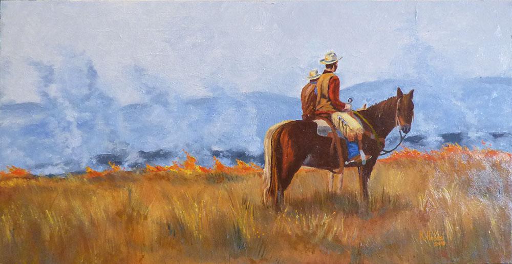 Prairie Burn (16-24250)