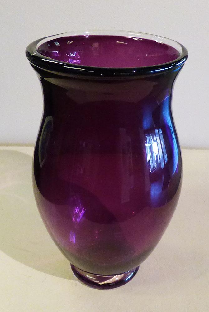 Vase Amethyst (16-24321)