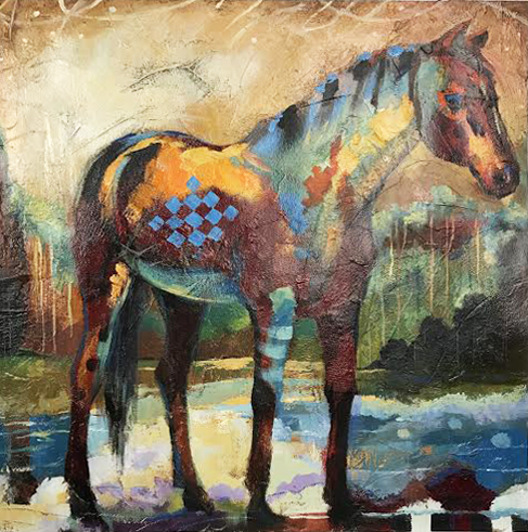 Horse (14-24376)
